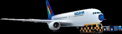 Аэропорт.kz логотип